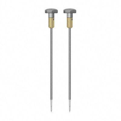 TS 012/200 rond elektrodenpaar 4 mm, geïsoleerd
