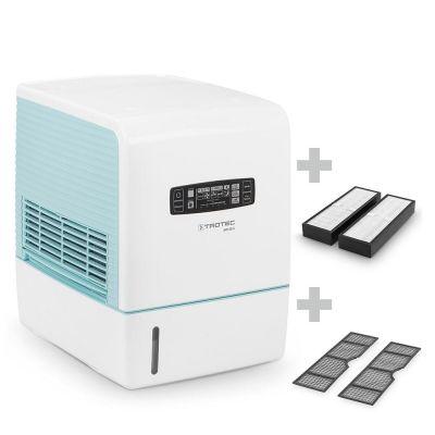 Luchtwasser / Airwasher AW 20 S + HEPA-filter (2 stuks) + voorfilter (2 stuks)