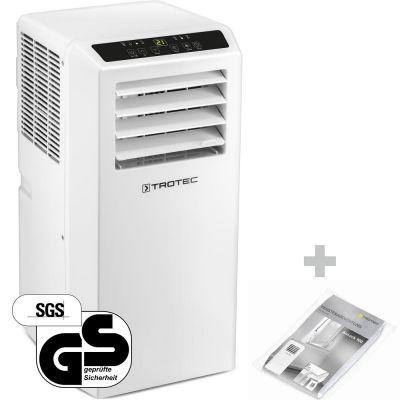 Lokale airconditioner PAC 2610 S + AirLock 100 raamafdichting