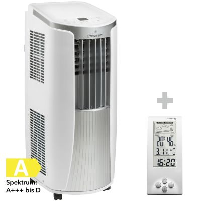 Lokale airconditioner PAC 2010 E + Design-weerstation BZ06
