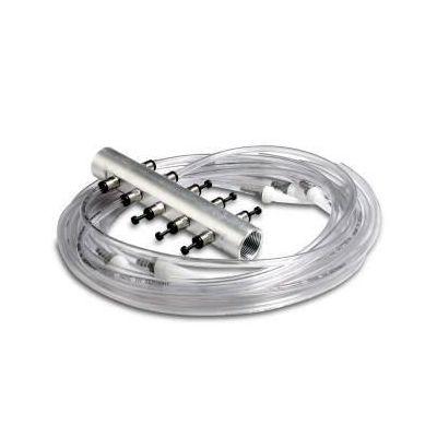 Aluminium-voegenkruissysteem 10-voudige verdeler