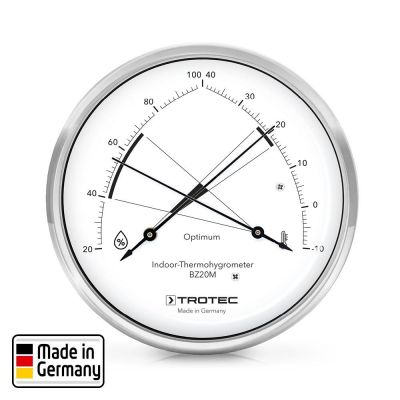BZ20M Thermo-hygrometer