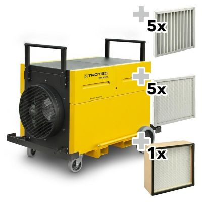 Luchtreiniger TAC 6500 Stofbescherming-set