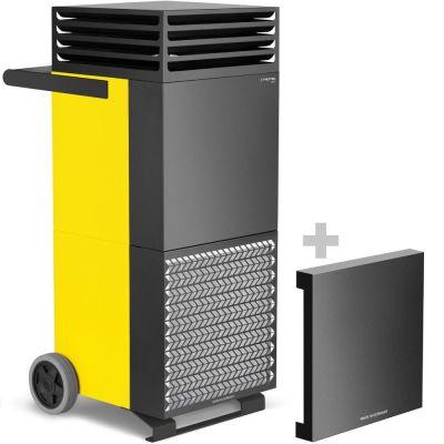 Luchtreiniger TAC V+ + geluiddempende kap