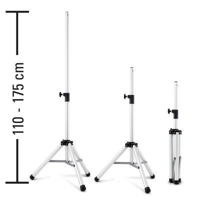 IR Telescoopstatief