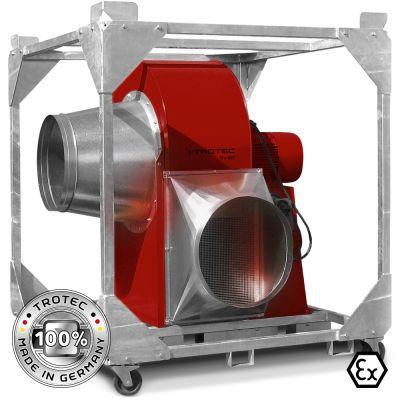 Radiaal ventilator TFV 900 Ex