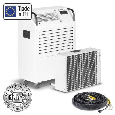Aircosysteem PortaTemp 4500 S met warmtewisselaar