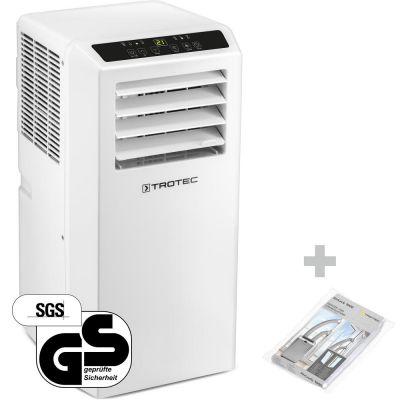 Lokale airconditioner PAC 2610 S + AirLock 1000 deur- en raamafdichting