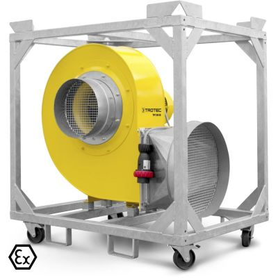Radiaal ventilator TFV 300 Ex