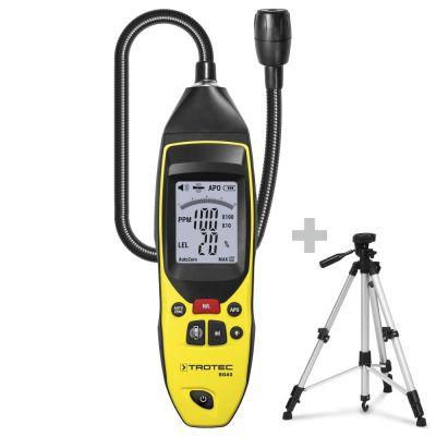 BG40 Gasdetector + Universeel driepoot-statief