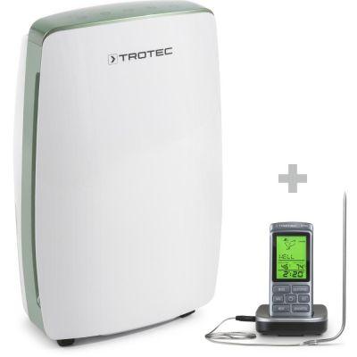 Design-luchtontvochtiger TTK 68 E + Barbecue thermometer BT40