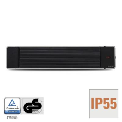 Black Heater IRD 1200