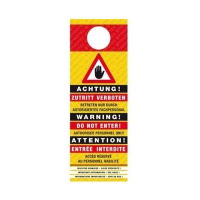 Ozon-waarschuwingsbord