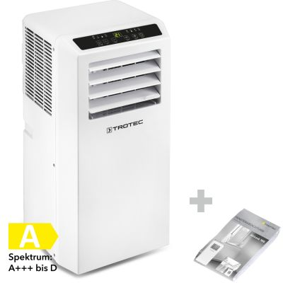 Lokale airconditioner PAC 2010 SH + AirLock 100