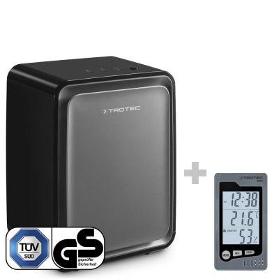 Luchtontvochtiger TTK 24 E DS + Ruimte-thermohygrometer BZ05