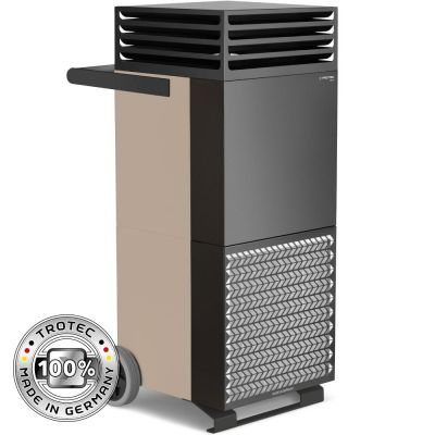 Luchtreiniger TAC M in brons/zwart