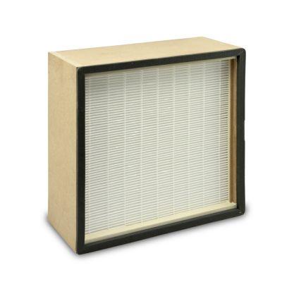 TAC 1500 H13 filter voor zwevende stoffen (met goedkeuring voor stofklasse H)
