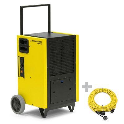 Luchtontvochtiger TTK 655 S + professionele verlengkabel 20 m / 230 V / 2,5 mm²