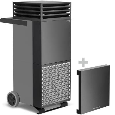 Luchtreiniger TAC ECO + geluiddempende kap