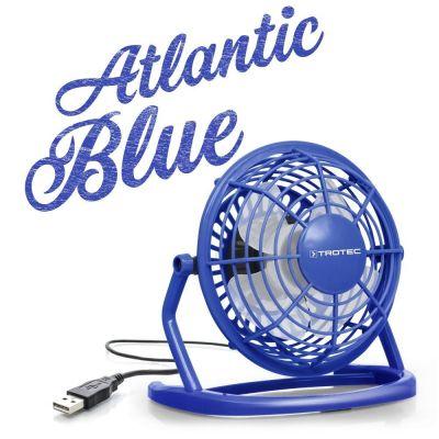 USB Ventilator blauw TVE 1B