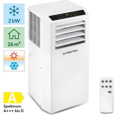 Lokale airconditioner PAC 2010 SH