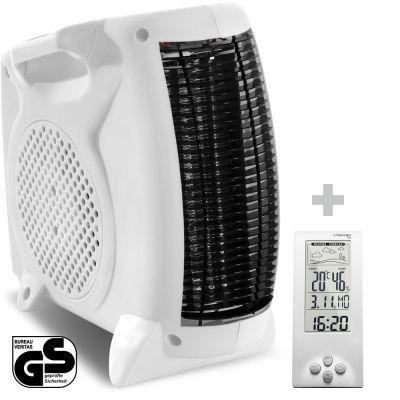 Elektrische kachel TFH 19 E + Design-weerstation BZ06