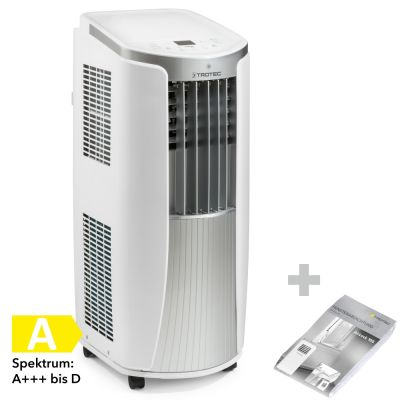 Lokale airconditioner PAC 2010 E + Airlock 100