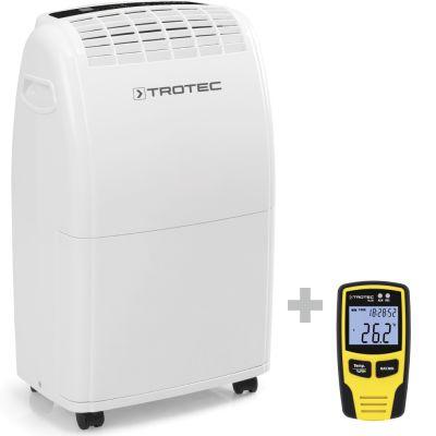 Luchtontvochtiger TTK 75 E + klimaatgegevenslogger BL30
