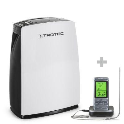 Luchtontvochtiger TTK 70 E + Barbecue thermometer BT40