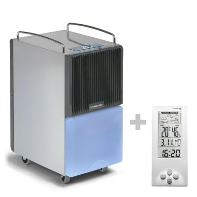 Luchtontvochtiger TTK 122 E + Thermohygrometer weerstation BZ06