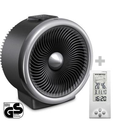 TFH 2000 E Elektrische ventilatorkachel + Design-weerstation BZ06