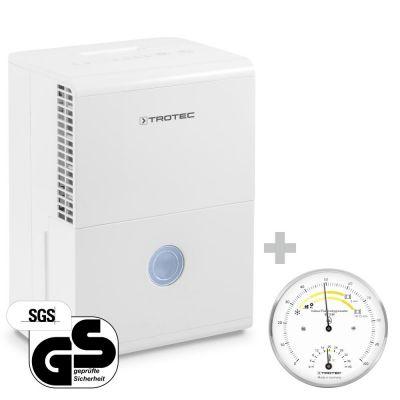 Luchtontvochtiger TTK 28 E + Thermo-hygrometer BZ15M