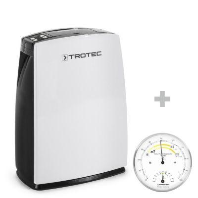 Luchtontvochtiger TTK 70 E + Thermo-hygrometer BZ15M