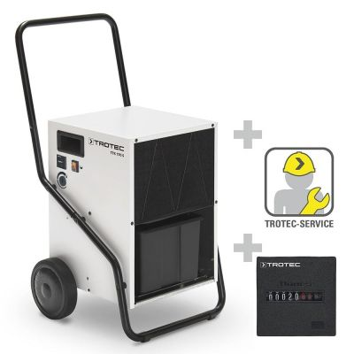 Luchtontvochtiger TTK 170 S + bedrijfsurenteller inclusief inbouwen