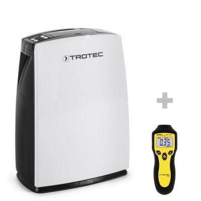 Luchtontvochtiger TTK 70 E + Microgolfindicator BR15