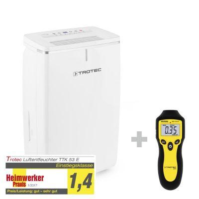 Luchtontvochtiger TTK 53 E + Microgolfindicator BR15