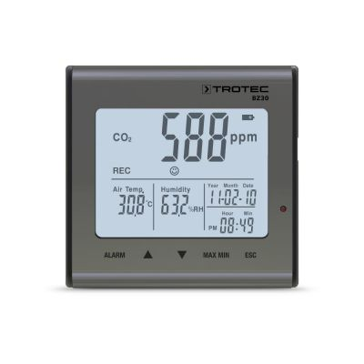 CO2-luchtkwaliteit-datalogger BZ30