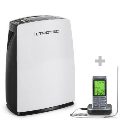 Luchtontvochtiger TTK 51 E + Barbecue thermometer BT40