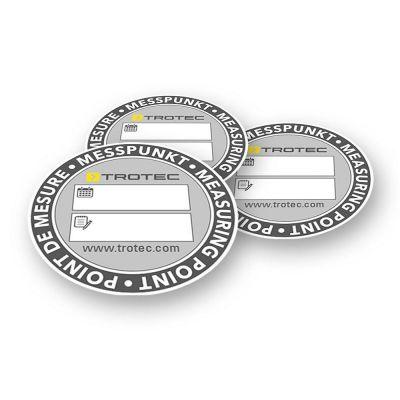 Meetpunt-stickers (100 stuks)
