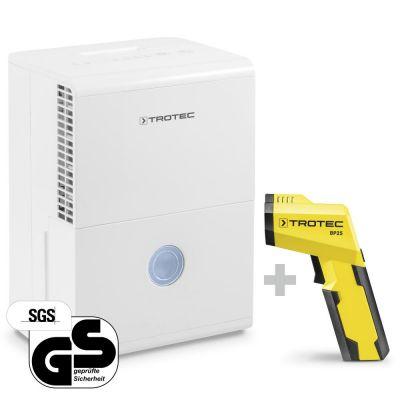 Luchtontvochtiger TTK 28 E + Pyrometer-dauwpuntscanner BP25
