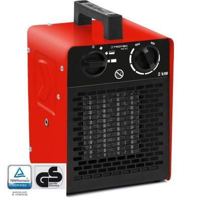 Keramische - electrische kachel TDS 10 C