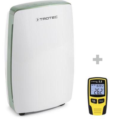 Design-luchtontvochtiger TTK 68 E + Klimaatlogger BL30